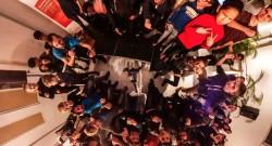 360 Grad Fotos beim mobile clip festival 2016